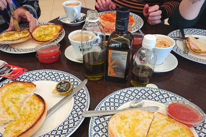 食と人とオリーブオイルの日々<br />【オリーブ世界一の国 スペインから】