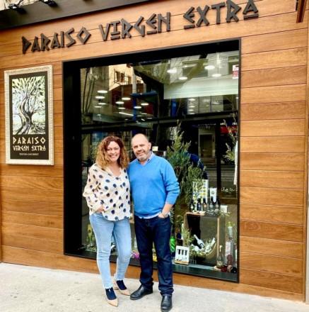 オリーブ文化サロン的存在の専門店Paraíso Virgen Extra<br />ハエンでオリーブオイルを買うならここ!! <br />【オリーブ世界一の国 スペインから】